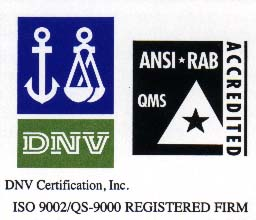 ISO 9002/QS-9000 Certified